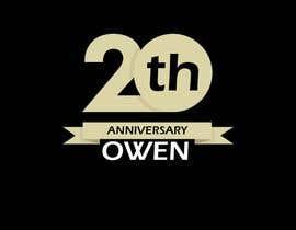 #87 untuk 20th anniversary owen - 17/09/2019 09:58 EDT oleh rimihossain