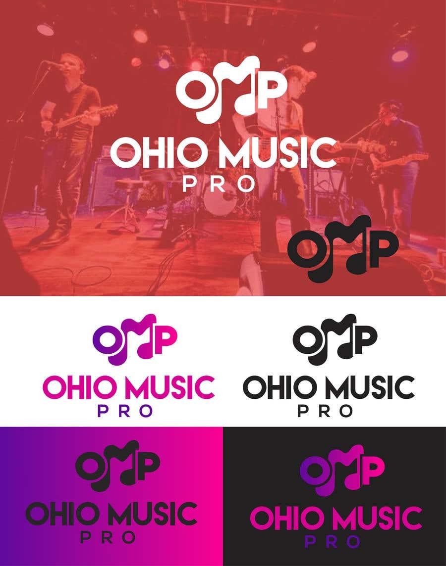 Kilpailutyö #165 kilpailussa Make a Logo for Music Lesson Studio