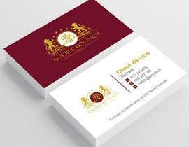 nº 53 pour Create visit card par Ekramul2018