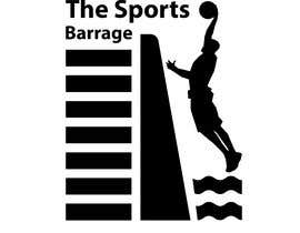 #402 untuk Logo Design options for The Sports Barrage oleh OmarGadoz