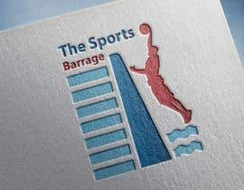 #405 untuk Logo Design options for The Sports Barrage oleh OmarGadoz