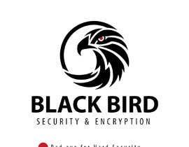 #351 for Black Bird Logo af Kaioum51