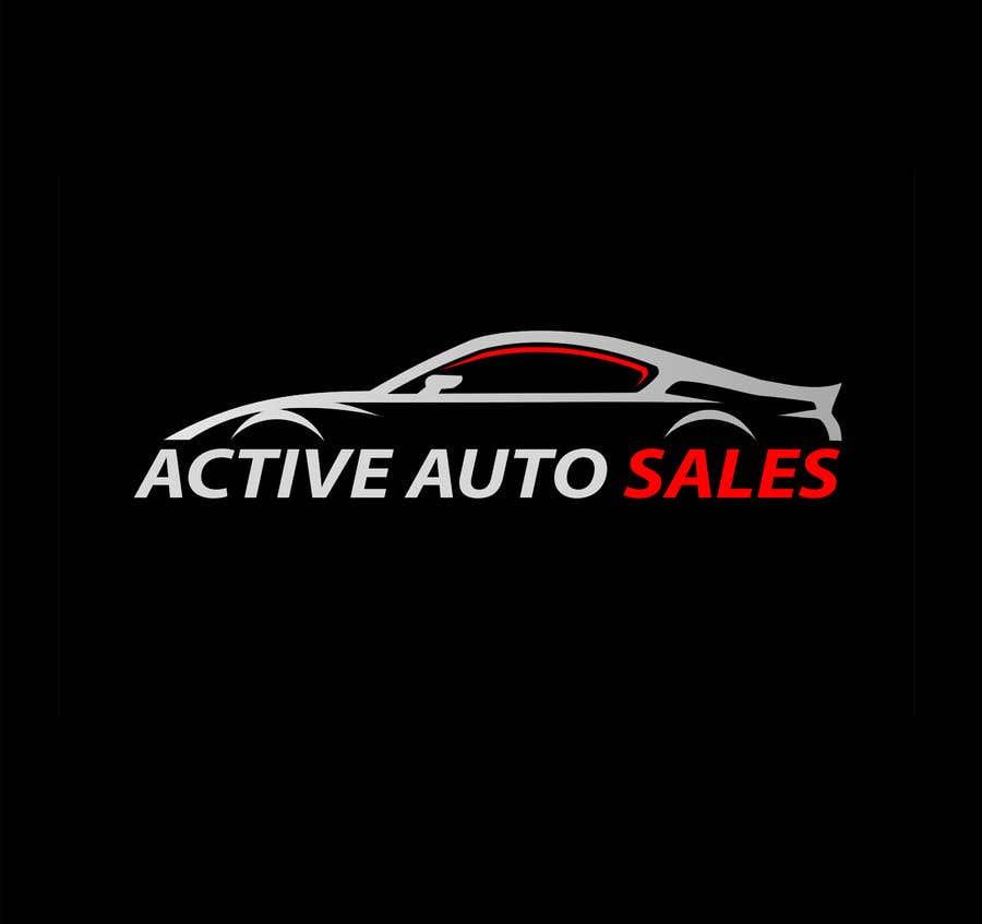 Ahmadshoaib232 For Car Dealership Logo