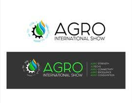 #496 for I NEED A LOGO!!! PRODUCT NAME: International Agro Show af shinydesign6