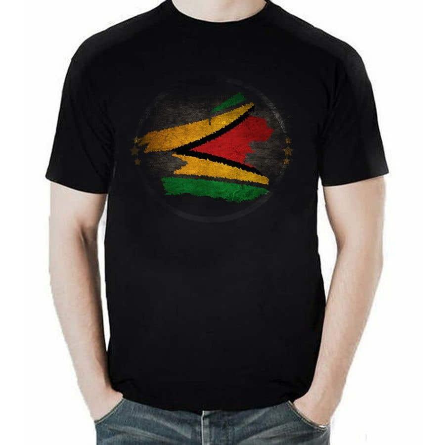 Konkurrenceindlæg #21 for Design an Ethiopian or Eritrean T-shirt