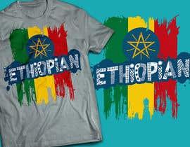 #39 for Design an Ethiopian or Eritrean T-shirt af luisdraw