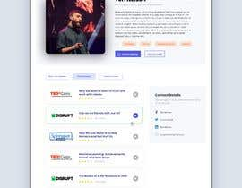 #3 for Build me a speaker profile by dhaveed