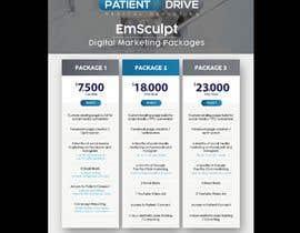 #18 untuk Flyer Design - Digital Marketing Package Comparison oleh AdlinKamal