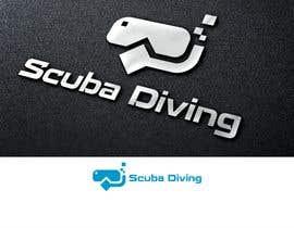 #121 for Logo for a scuba diving application by basemcg