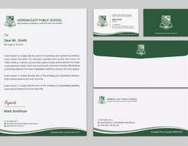 #302 para Letterhead, with compliments slip and business cards por dipangkarroy1996