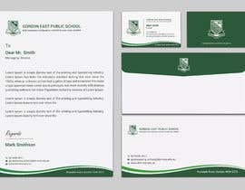 #303 para Letterhead, with compliments slip and business cards por dipangkarroy1996
