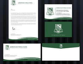#336 para Letterhead, with compliments slip and business cards por PreetySignature