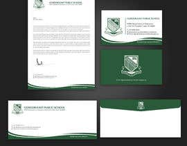 #338 para Letterhead, with compliments slip and business cards por PreetySignature
