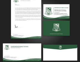 #356 para Letterhead, with compliments slip and business cards por PreetySignature