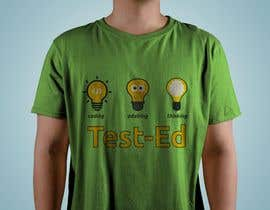 #11 for T-Shirt design with 3 lightbulbs by franc1AL