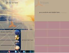 Shafqatmaqbool tarafından Design a A5 Leaflet Full Colour 4 Sides for Solar Energy company için no 6
