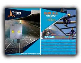 Biographyofmehed tarafından Design a A5 Leaflet Full Colour 4 Sides for Solar Energy company için no 3