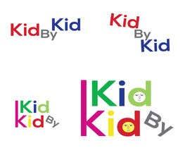 "#1265 for Create Logo for ""Kid By Kid"" by ahmedsahabuddin"