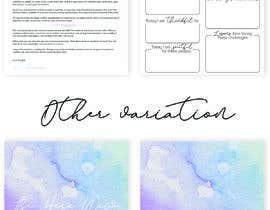 #18 cho Creative journal design and interior pages. bởi adiannna