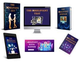 "Akheruzzaman2222 tarafından ""irrelevant suite"": e-cover design for books, online courses için no 20"
