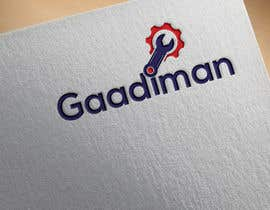 #34 for Creating a LOGO for Gaadiman af realzohurul