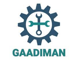 #36 for Creating a LOGO for Gaadiman af jaberislam