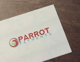 #89 para Logo for Parrot Payments por karlapanait