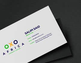 #43 untuk Design a Logo and Business Card for OXO Africa oleh takujitmrong
