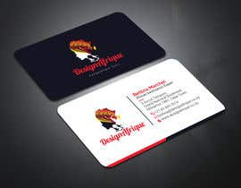 #90 untuk Business cards and letter head oleh wefreebird