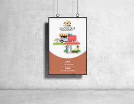 Nro 12 kilpailuun Gastronomic Fair poster design käyttäjältä ahalamin78