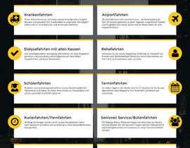 #50 cho Design Taxi Website Mockup bởi JuanRivasDesign