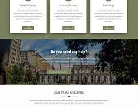 #36 for updated design for existing website af ExpertSajjad