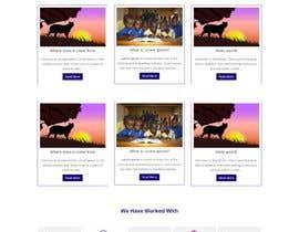 #29 for updated design for existing website af zahidhasan1524