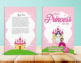#102 for Princess Book Cover Contest by arsalansolution