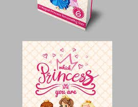 #36 for Princess Book Cover Contest af jaydeo