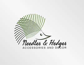 #18 for Need a new logo for Needles & Hedges, Accessories and Decor by imrovicz55