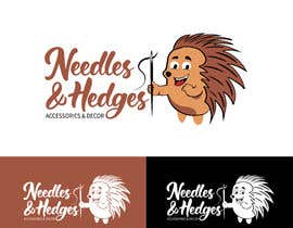 #38 для Need a new logo for Needles & Hedges, Accessories and Decor от anumdesigner92