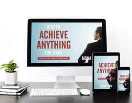 "DikaWork4You tarafından Product Cover Design for Online Course ""How to Achieve Anything You Want - The Goalsetting & Productivity Master Course"" için no 29"