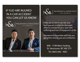 #39 untuk Make my law firm a flyer oleh summrazaib22