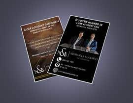 #52 cho Make my law firm a flyer bởi rafiq07