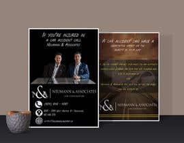 #53 cho Make my law firm a flyer bởi rafiq07