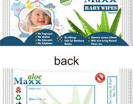 #17 cho Designing of Hand wash sticker and Baby's wet tissue packaging. bởi vinifpriya