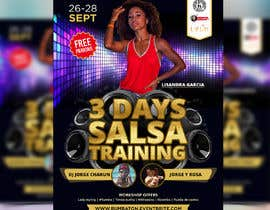 #48 untuk flyer design for a dance workshop event oleh sourabh1604ph2