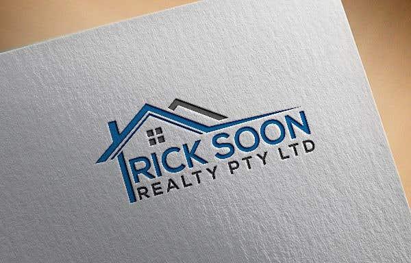Kilpailutyö #136 kilpailussa Design a Modern Logo for Rick Soon Realty Pty Ltd