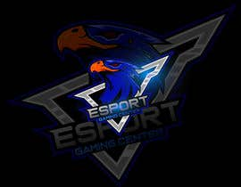 #43 for ESports Gaming Centre Logo af wagus0228