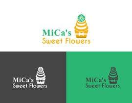 #19 para Create a logo design MiCa´s Sweet Flowers por QasimAs