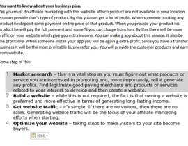 #4 untuk business plan or suggestions for good domains oleh oishe7783