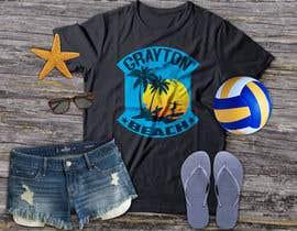 miltonbhowmik1 tarafından Create coastal/nautical/vintage souvenir beach t-shirt style design for use on t-shirt and logo for website için no 76