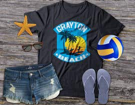 #77 for Create coastal/nautical/vintage souvenir beach t-shirt style design for use on t-shirt and logo for website af miltonbhowmik1