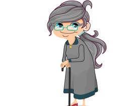 Nro 4 kilpailuun Senior Living Cartoon/Caricature characters. käyttäjältä harrisonRosevich
